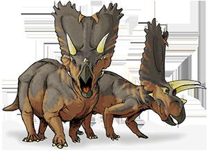 Ceratopsy