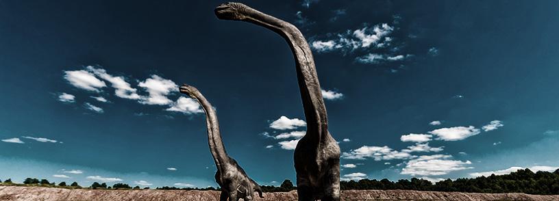 Rozmiary dinozaurów